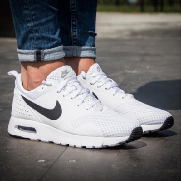 590f4cb3 Nike Shoes   Air Max Tavas Womens White Size 9   Poshmark